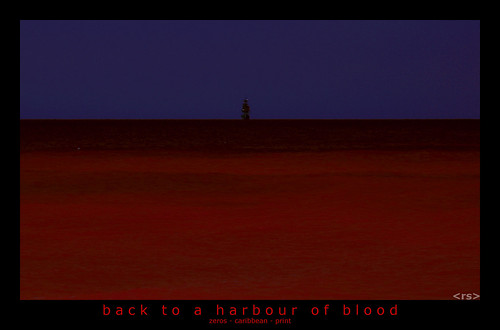 back to a harbour of blood