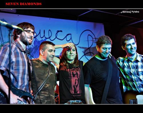 SUECASONA 19 SEVEN DIAMONDS by ADRIANGV2009