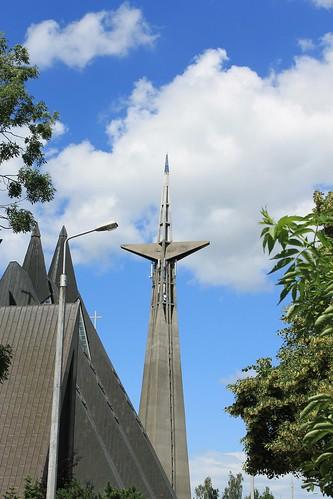Kościół w Elblągu by xpisto1