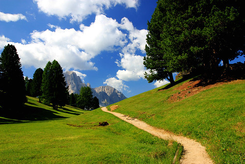 dolci sentieri by cirrouncino