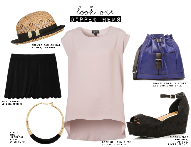 daisybutter - UK Style and Fashion Blog: ways to wear, how to, trend, SS12, topshop, monki, zara, flatforms, ever ours
