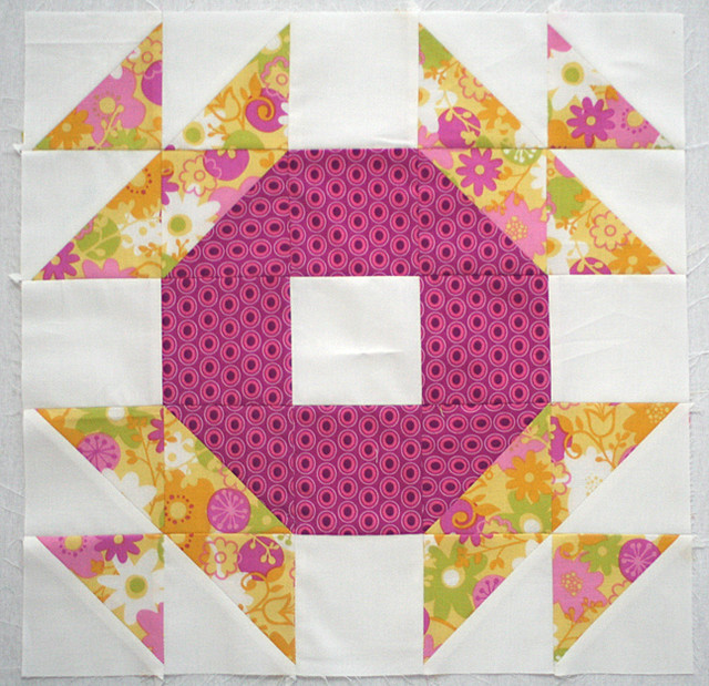 Crown of Thorns block for Tiffany