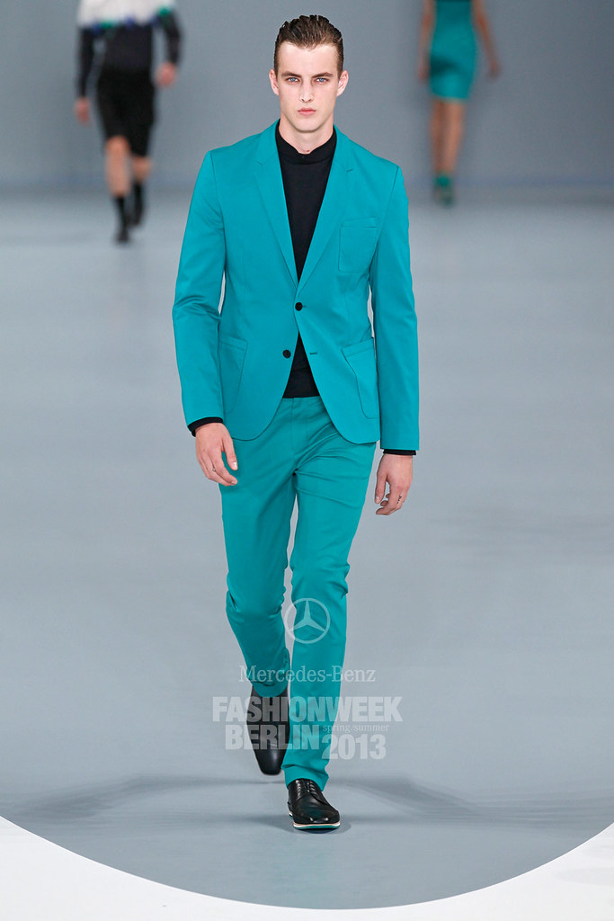 SS13 Berlin Hugo by Hugo Boss021_James Smith(Mercedes-Benz FW)