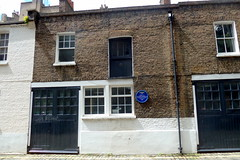 Photo of Blue plaque № 6766
