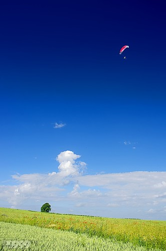 Gliding to Cattenom by fs999