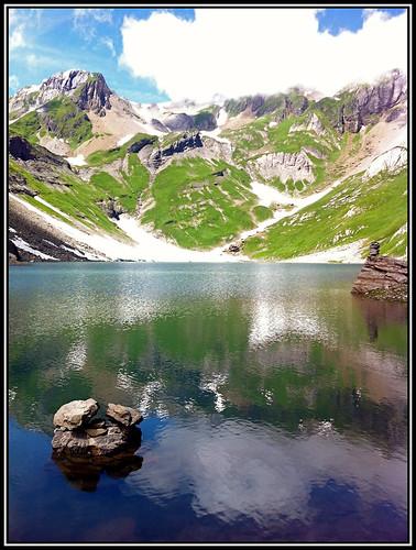 Lac de Vogealle