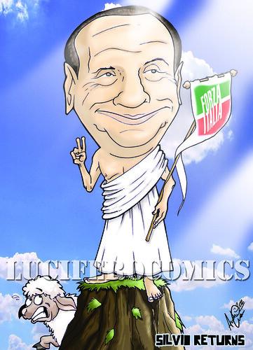 Silvio Returns