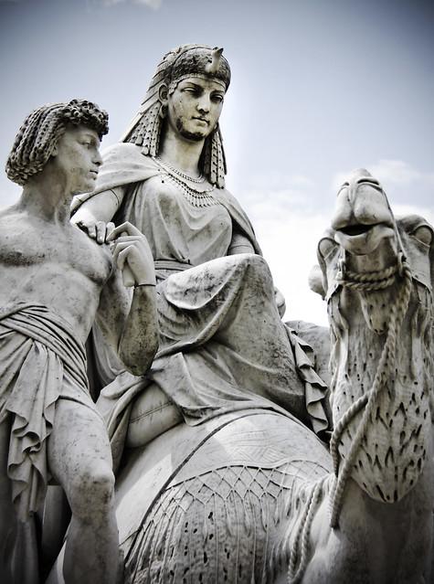 Albert Memorial - Africa