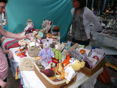 Herne Hill stall front