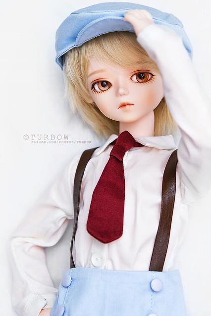 Bluefairy TF Yuri boy