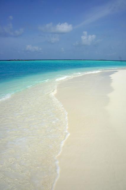 Iru Fushi Beach Spa Maldives