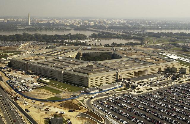 PentagonAerialView