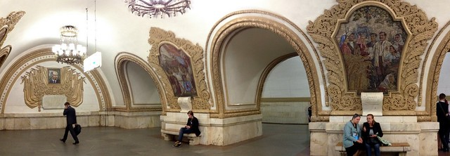 Arbatskaya Metro