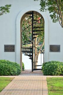 Furman Belltower Stairs