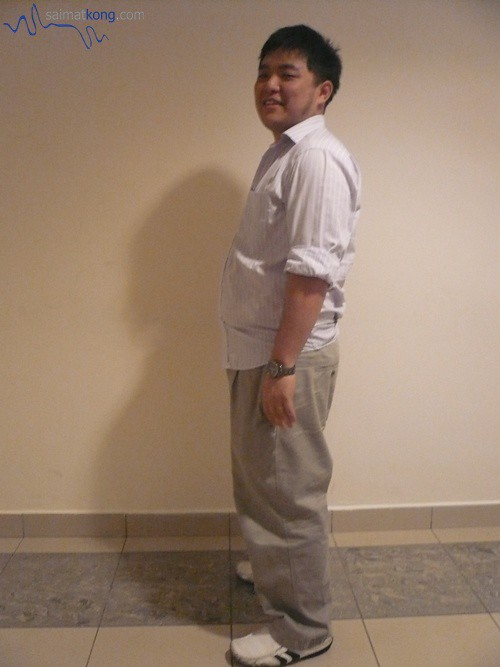 How I Look Like Last Year? Almost 100KG?!