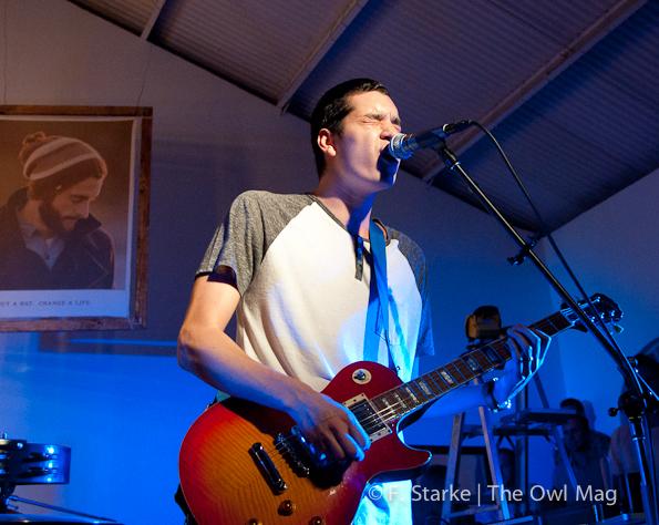 J. Thoven @ KKI, Costa Mesa 7/21/12