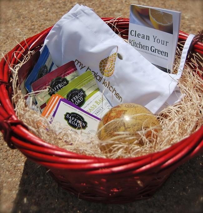 SR Basket giveaway