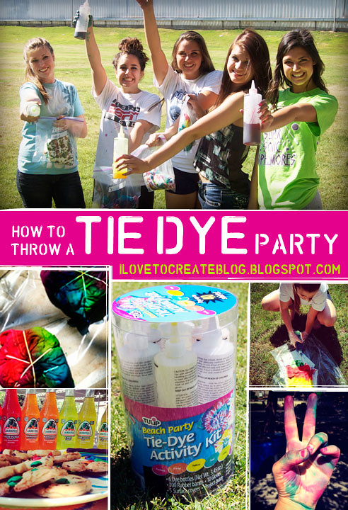 How-to-throw-a-tie-dye-party