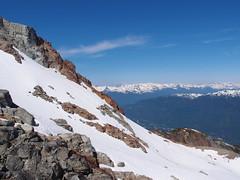 Lift to Whistler Mountain summit