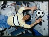 Soccer in Space by NASA on The Commons