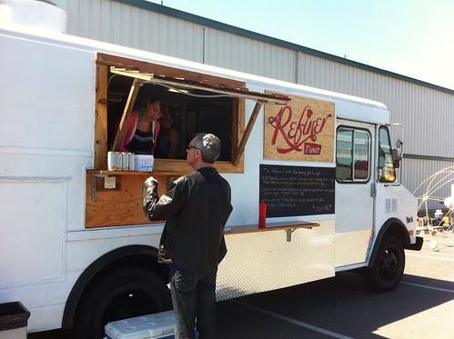 Refiner Diner food truck