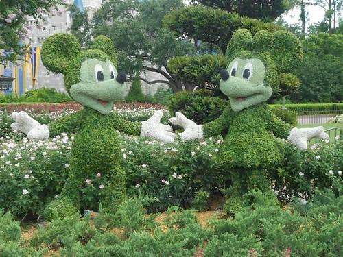 Mickey + Mini