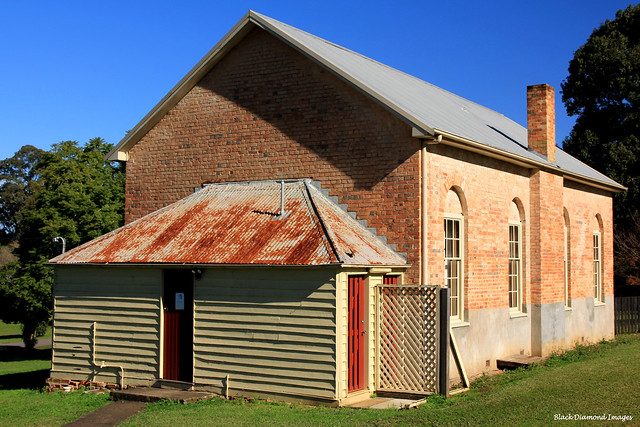 C.1860's, St Johns Anglican Church Parish Hall, Stroud, NSW