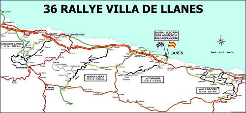 Rallye Llanes 2012