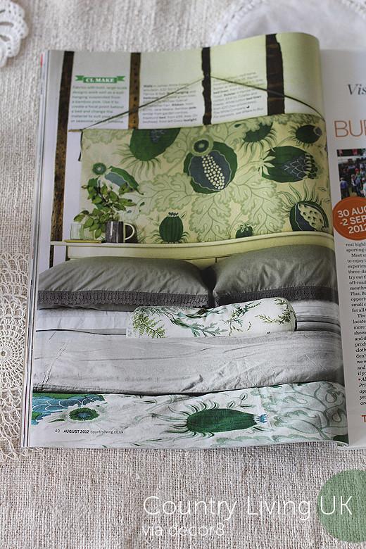 fabric wall hanging diy decor8. Black Bedroom Furniture Sets. Home Design Ideas