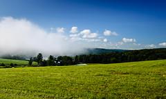 Early fog lifting