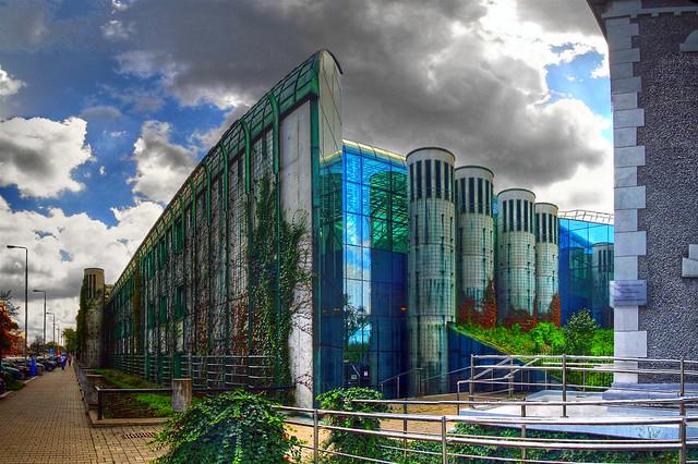 Warsaw University Library, BUW, Warsaw