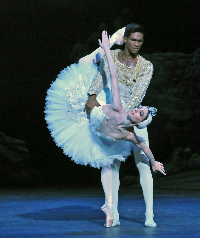 Colorado Ballet S Swan Lake: English National Ballet: Swan Lake, London, August 2012
