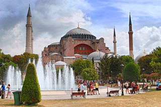 Delve into the Unique History of Hagia Sophia - Things to do in Istanbul