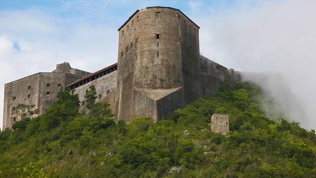 The Citadelle Laferrière, Haiti