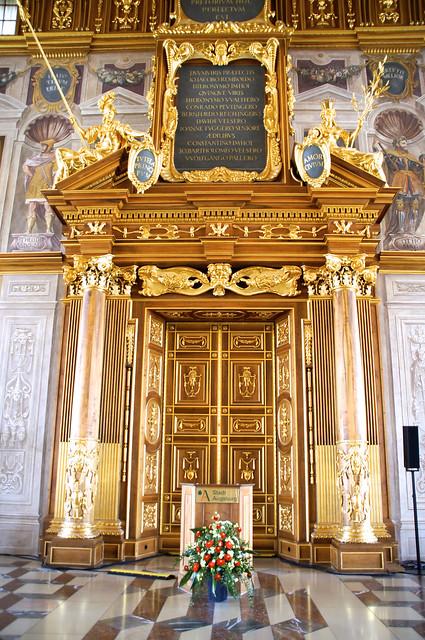 goldener saal im rathaus augsburg flickr photo sharing. Black Bedroom Furniture Sets. Home Design Ideas