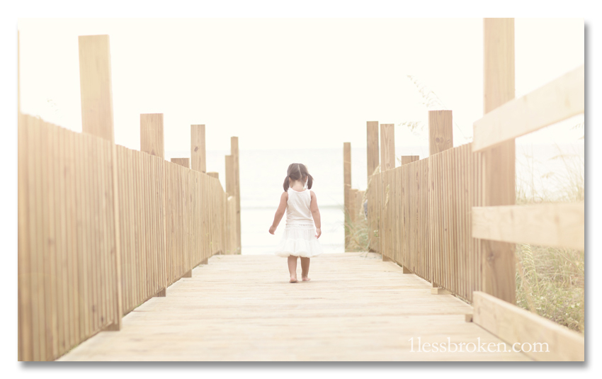 BLOG lily on boardwalk