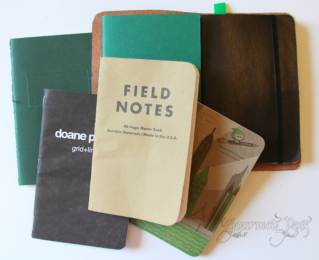 Davis Leatherworks Notebooks