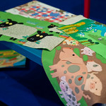 Fun in the imagination lab | There are fun goings-on in the Imagination Lab