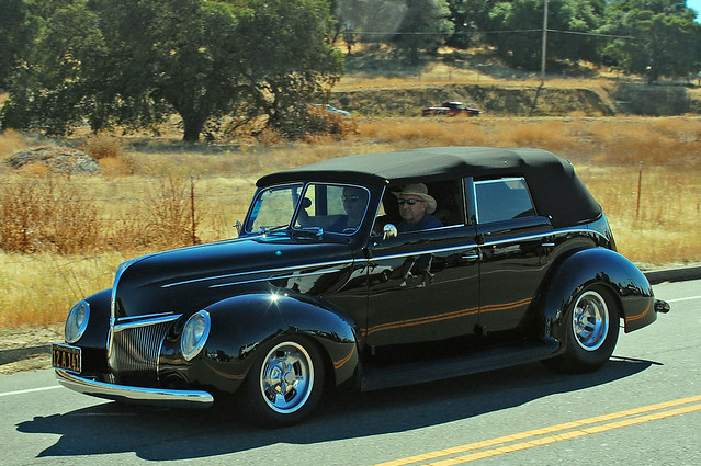 1939 ford four door convertible flickr photo sharing