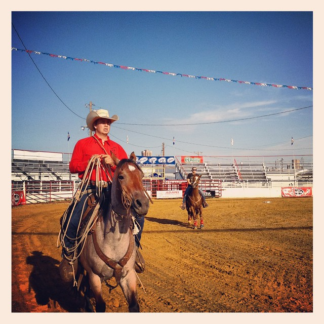Rodeo Cowboy North Texas State Fair Denton Img 0040