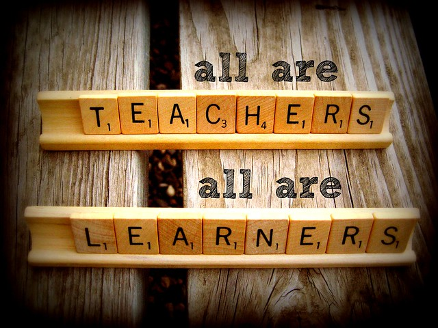 teachers are constant learners