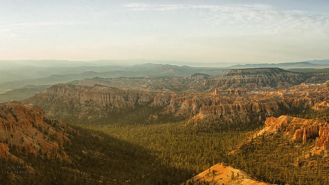 Bryce Sunrise Cropped