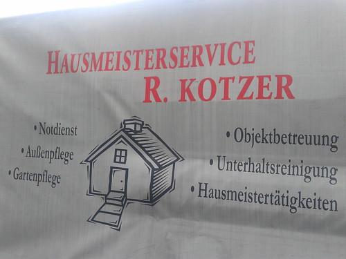 Hausmeisterservice R. Kotzer