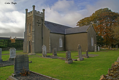 St Catherine's Church, Camolin, County Wexford (1823)