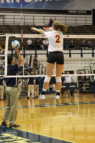 NCAA Big 10 Girls Volleyball - Penn State Nittany Lions vs. Minnesota Golden Gophers, 2012-11-02