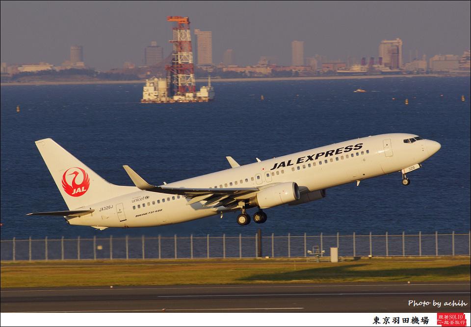 JAL Express - JAL / JA326J / Tokyo - Haneda International