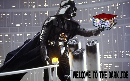 EpicFireworks Darth Vader