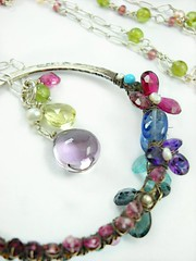 necklace(0.0), petal(0.0), amethyst(1.0), art(1.0), purple(1.0), violet(1.0), jewellery(1.0), lavender(1.0), gemstone(1.0), bracelet(1.0), bead(1.0),