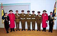 Royal British Legion Rhondda Remembers 2012
