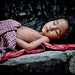 Cambodia, sleeping beauty by davidbowden45
